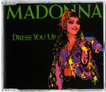 DRESS YOU UP - UK / GERMANY CD SINGLE
